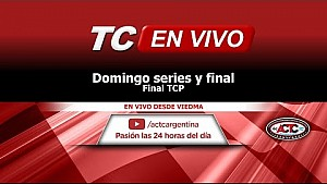 Viedma: Series Turismo Carretera. Finales TC Pista y Turismo Carretera
