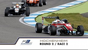 F3 Europe - Hockenheim - Course 2