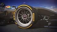 La Pirelli introduce le gomme da 18