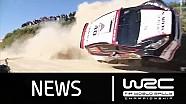 WRC - Vodafone Rallye de Portugal 2015: Etapas 14 - 15