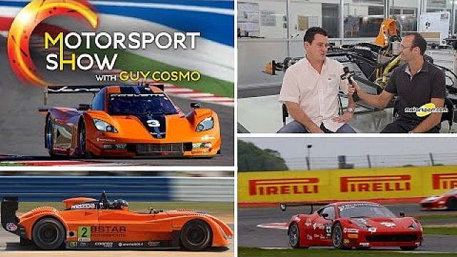 Motorsport Show with Guy Cosmo Ep 10