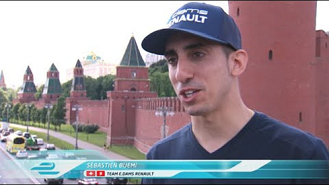 "Sebastien Buemi: ""The track looks… to be one of the best circuits"""