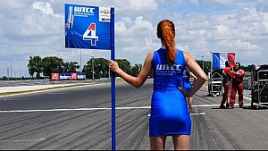 Slovakia race highlights Coronel fighting for points FIA WTCC 2015 Slovakiaring