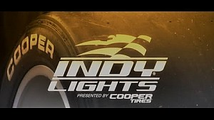 2015 Indy Lights - St. Petersburg Race #2