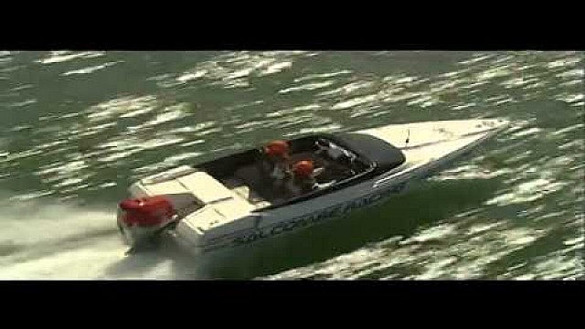 2007 Honda Formula 4-Stroke powerboat Series at Cowes-150hp