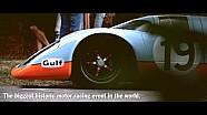 Le Mans success past and present: Porsche at Goodwood 2015