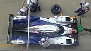 Comparando paradas en pits Across Motorsports