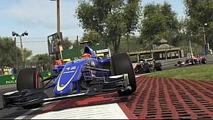 Le spot télévisé de F1 2015