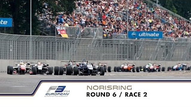 F3 Europe - Norisring - Course 2