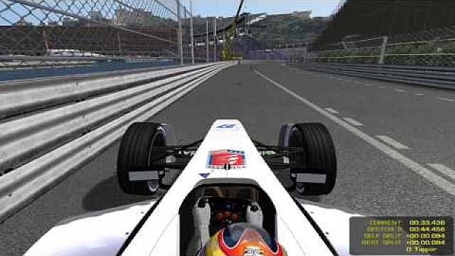 rFactor Mod: Formula E at Monaco - eSports Videos