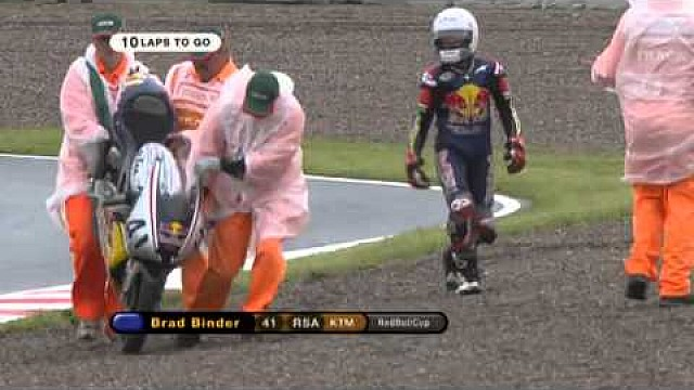 2009 Red Bull Rookies Cup - Sachsenring
