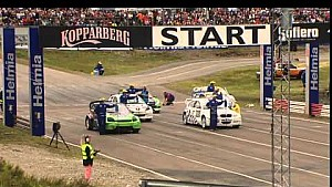 2010 European Rallycross at Sweden - Holjes Round 5