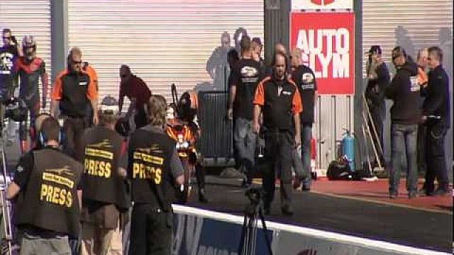 2010 European Drag Racing - Santa Pod - UK Round5-Prog1