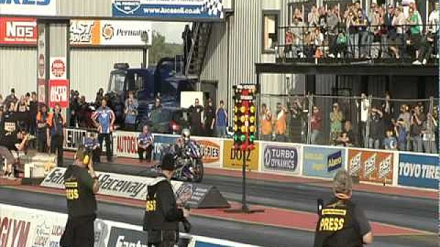 2010 European Drag Racing - Santa Pod - UK Round5-Prog2