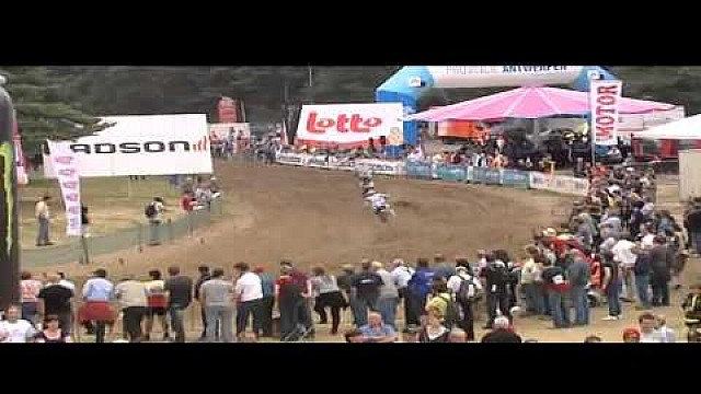 2011 BK MX Round 5 at Balen