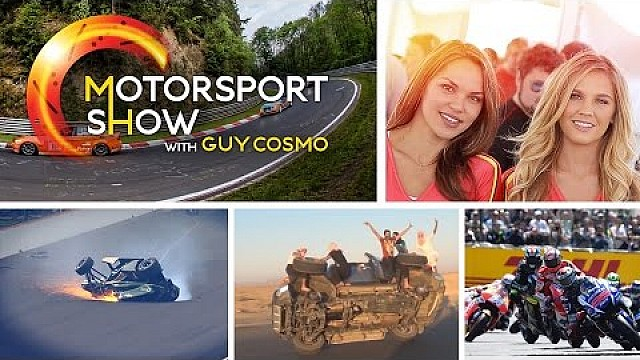 Le Motorsport Show avec Guy Cosmo - Ep.8