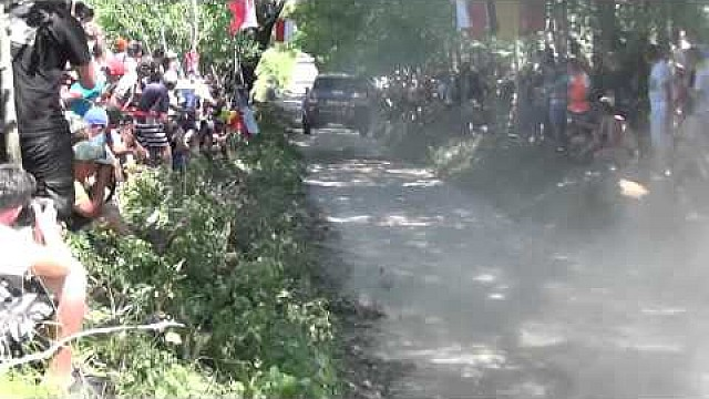 Rally Poland jump compilation