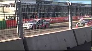 From the grandstand - Townsville 400 start
