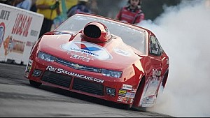 Drew Skillman tops the field in Chicago #NHRA
