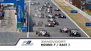 19th race of the 2015 season / 1st race at Zandvoort