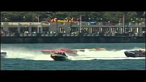 2005 Honda Formula 4-Stroke Powerboat Series at IoM- 225hp