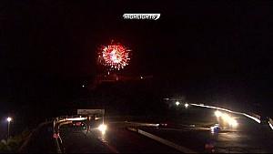 24 Hours of Spa 2015 - Short highlights (4th - Night/Morning)