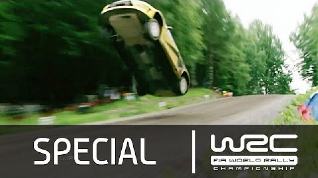 Rally Finland: Jumps