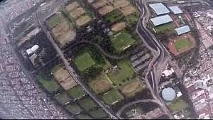 Vistas de drone de la Remodelación del #AHR