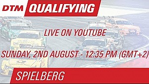 DTM - Red Bull Ring - Qualifs 2 LIVE
