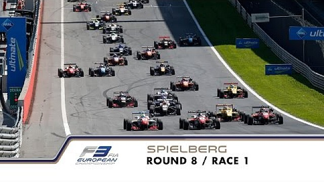 F3 Europe - Red Bull Ring - Course 1