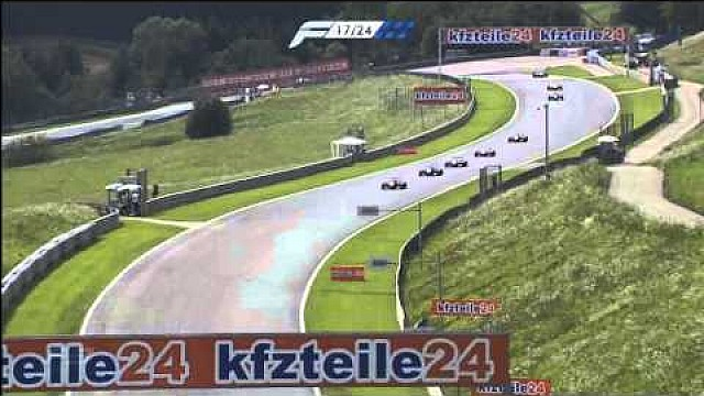 F3 Europe - Red Bull Ring - Course 2