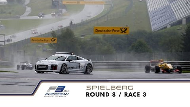 F3 Europe - Red Bull Ring - Course 3