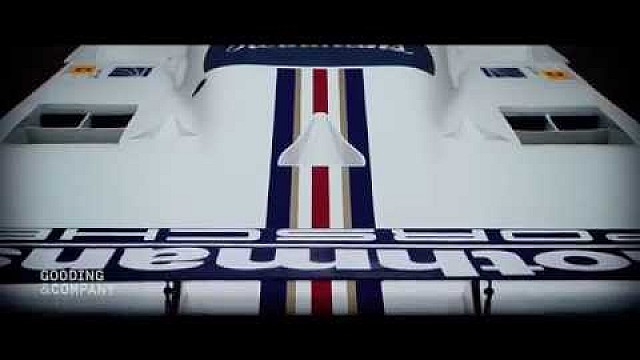 Le Mans-Winning Legend: Porsche 956-003