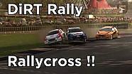 DiRT Rally - Le Rallycross fait son entrée !