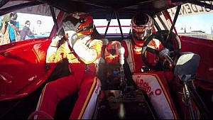 Zonta e Valdeno dividem carro da Stock em Goiânia