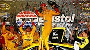 Logano: 'This is such a cool moment'