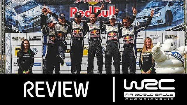 Rallye Deutschland 2015: Review