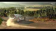 Robert Kubica at Rally Germany