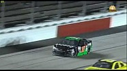 Danica Patrick wrecks at Darlington