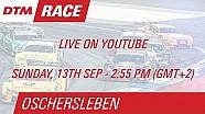 DTM - Oschersleben - Course 2 LIVE