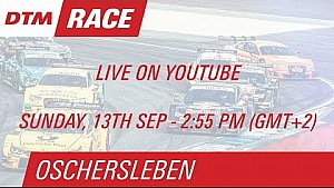 DTM - Oschersleben - carrera 2 en vivo
