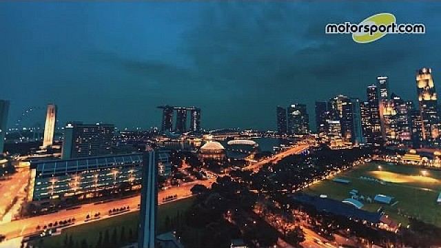 Inside Grand Prix - 2015: Singapore - Part 1/2