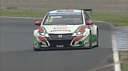 The best action from race 2 in Motegi