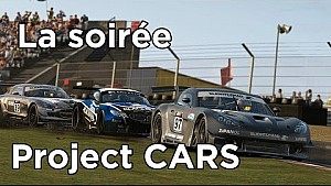 Project CARS - Mais va-t-on finir une course oui ? (VOD)