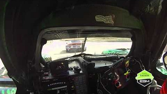 A bordo con Ryan Dalziel