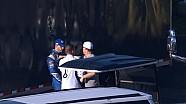 Harvick et Johnson en viennent aux mains à Chicago après la course de NASCAR Sprint Cup