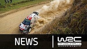 WRC - Coates Hire Rally Australia 2015 : Spéciales 1-4