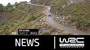 WRC - Tour de Corse 2015 - Spéciale 3
