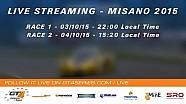 GT4 European Series - Race 2 - Misano 2015
