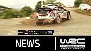 WRC - Ronde van Corsica - Rallye de France 2015: Stages 1-2